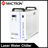 Industrial Water Chiller CW5200 220V/110V 50/60HZ Laser Cooling System For 130W 150W Laser Cutting Engraving Machine