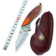 BUCK Hunting Folding Knife Utility Tactical Knife Steel Blade Pocket Survival EDC Knives Camping Rescue Multi Tools