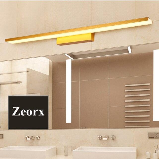 Online Shop ZEORX 16W 16inch Modern Bathroom Mirror Lamp Waterproof ...