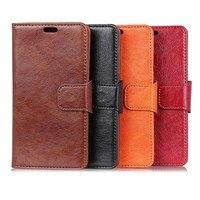 Xiaomi Redmi 4X 4 X Case Cover Luxury Genuine Leather Flip Phone Bags For Xiaomi Redmi