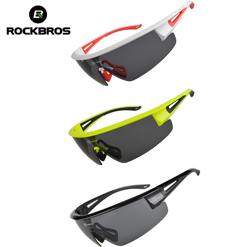 ROCKBROS Polarized UV400 Cycling Sunglasses Bicycle Bike Glasses Gafas Occhiali Ciclismo Cycling Bike Equipment Eyewear 3 Colors cycling sunglasses outdoor sports cycling eyewear glasses mountain bike bicycle polarized glasses goggles uv400 gafas ciclismo
