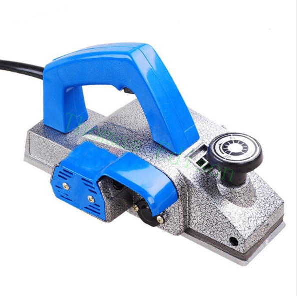 цена на 800w 2mm Industrial electric multifunctional household electric planer carpenter woodworking tools and electric tools
