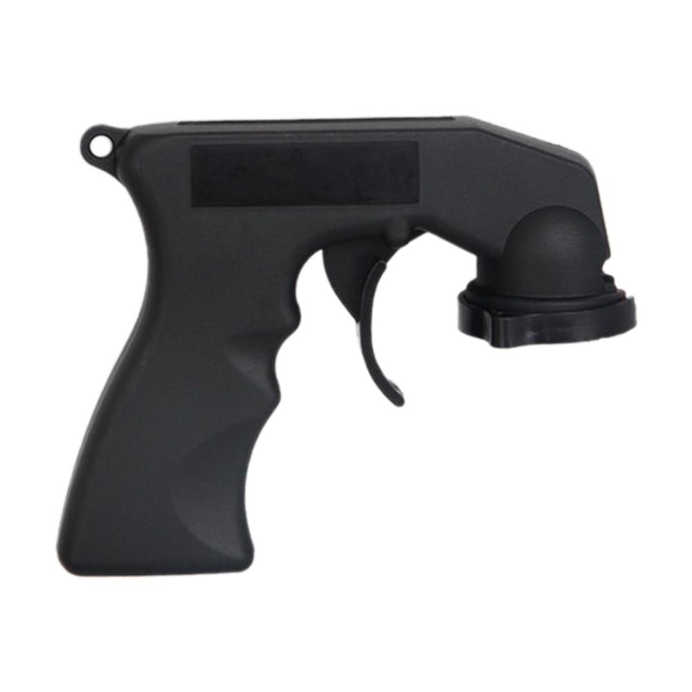 Adaptor Trigger Spray-Gun Aerosol-Handle Paint-Care Car-Care-Accessories Locking-Collar