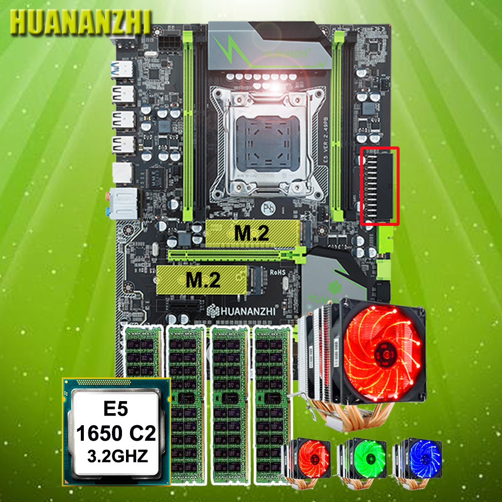 X79+1650+416 1600+冰曼FAN