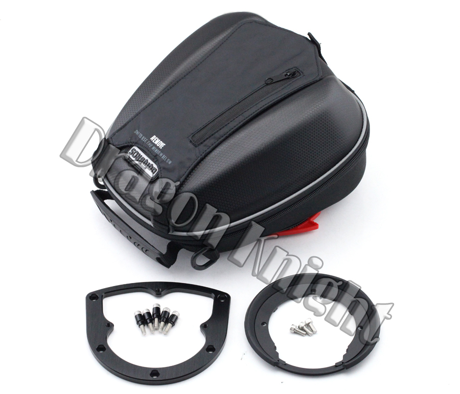 Motorcycle accessories Tank bag For DUCATI MONSTER 696 796 1100/S/EVO for ducati monster 796 2010 2014 motorcycle accessories front