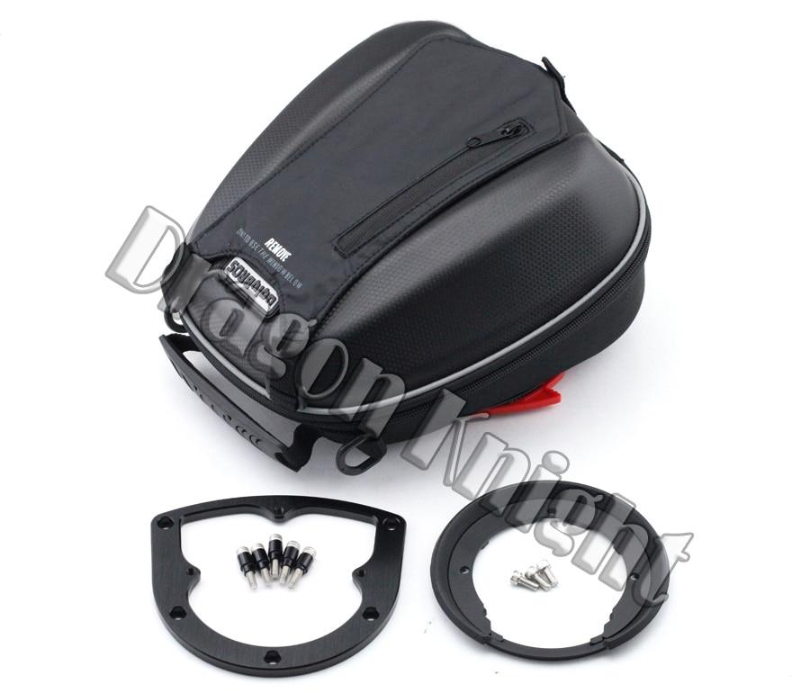 Мотоцикл аксессуары сумка на топливный бак для ДУКАТИ монстр 696 796 1100/З/Эво