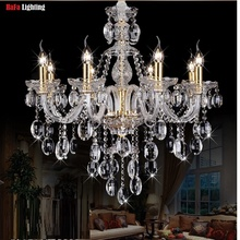 Crystal Lights Chandelier Lighting Fixture Modern crystal Lights Luxury Room Chandelier Lamp Top Crystal Chandelier lighting