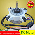 56W Air Conditioning Fan DC Motor Original For Midea Air Conditioning Parts