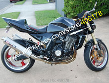 Hot Sales,Sports Parts For Kawasaki Z1000 2003 2004 2005 2006 Z 1000 03 04 05 06 Black Aftermarket Motorcycle Fairiings Kits