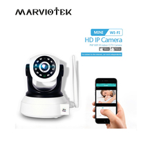 Baby Monitor Home Security IP Camera Wireless Smart WiFi Camera WI-FI Audio Record Surveillance Kamera HD Mini CCTV Camera