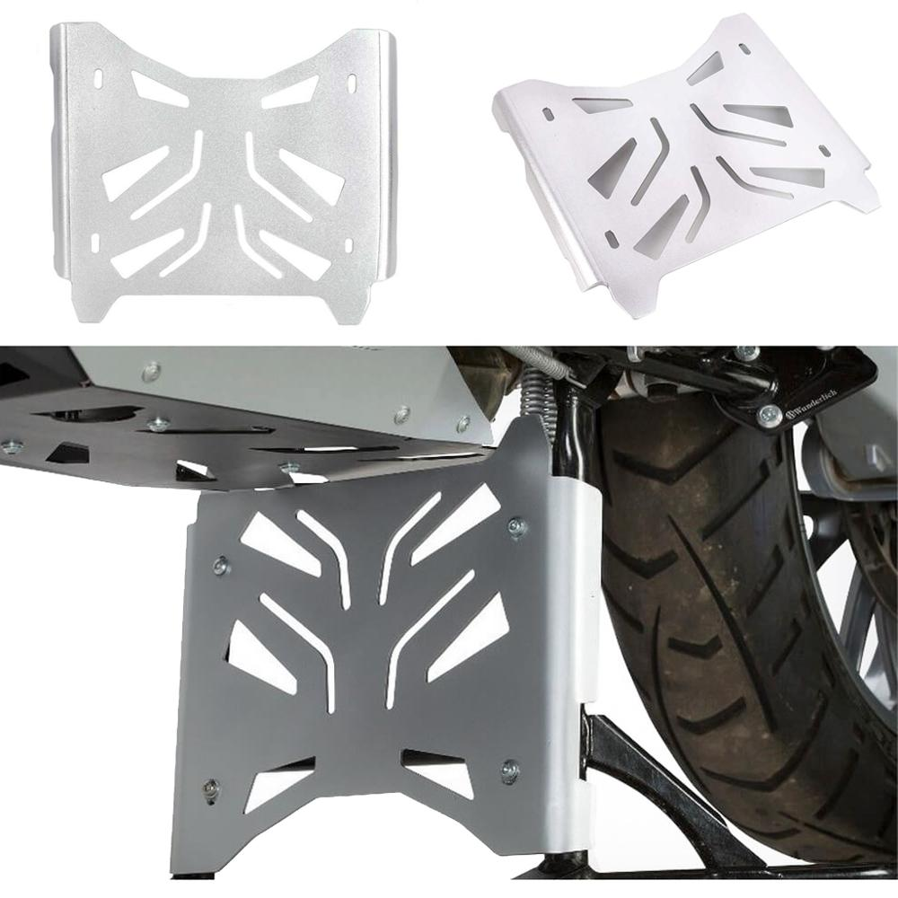 Center Stand Protection Plate For BMW R1200GS LC R1250GS ADV Adventure 2014 2015 2016 2017 2018