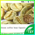 Supplier Green coffee bean Capsule, 500mg x 100pcs Free shipping