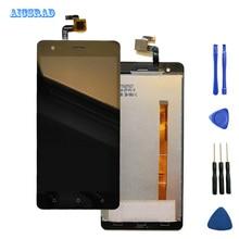 Tele 2 max plus Display Für Prestigio Gnade R5 LTE PSP5552DUO PSP5552 DUO PSP 5552 PSP5552 LCD Display Bildschirm Mit touchscreen