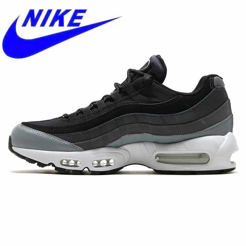 4a09def97e7 Original Nike AIR MAX 95 Men's Air Cushion Breathable Running Shoes,New Men  Outdoor Sport Sneakers Trainers Shoes 749766