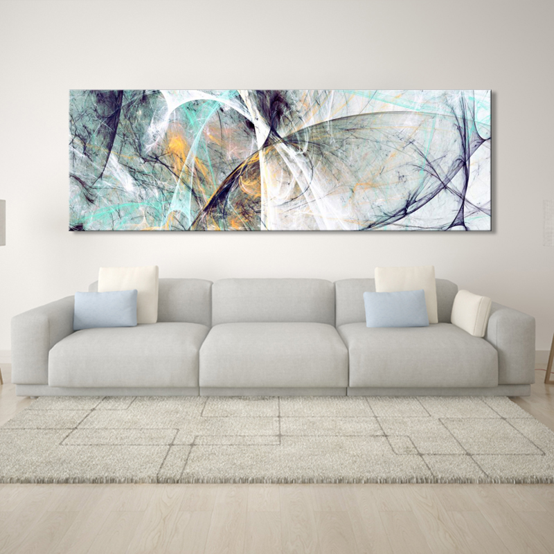Wall Painting Abstract Art Oil Painting Posters and Prints Wall Art Canvas Painting Creative Line Pictures for Living Room Decor title=