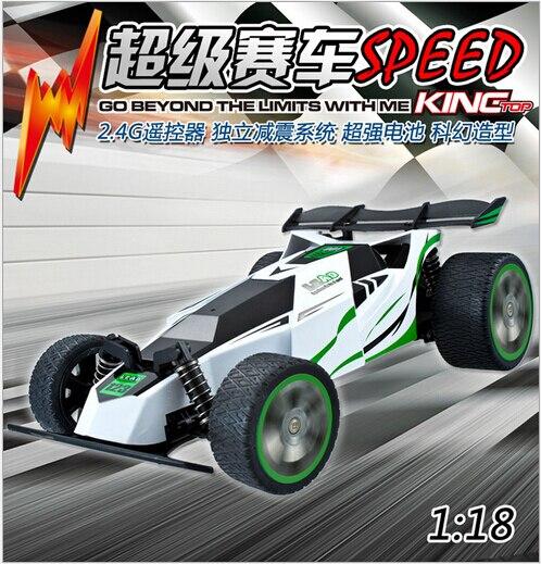 Date yd001 haute vitesse 1:18 1000 mAh batterie 2.4G RC voiture dérive voiture décalage Super formule course voiture télécommande jouets vs A979