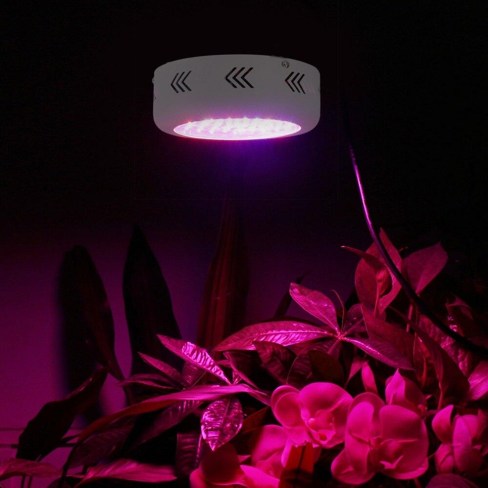 Пълен спектър 216W НЛО LED растеж - Професионално осветление - Снимка 6