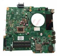 Para HP Laptop Motherboard DA2U92MB6D0 15-N 737140-501 A10 CPU Frete Grátis 100% teste ok