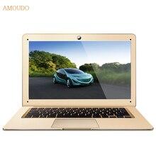 Amoudo-6c плюс 14 дюймов 8 ГБ + 240 ГБ + 1 ТБ intel core i7-4500u/4510u/4550u windows 7/10 система 1920×1080 P ноутбук ноутбука