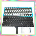 """Nova marca de Teclado DOS EUA com Backlight & parafusos do teclado para Macbook Air 13.3 """"A1369 A1466 2011-2015 Anos"""