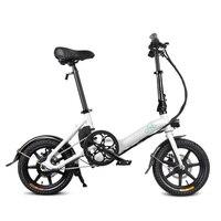 2019 Новое поступление Электрический велосипед 14 дюймов D3 складной электрический скутер электрический велосипед надувные резиновые шины с д