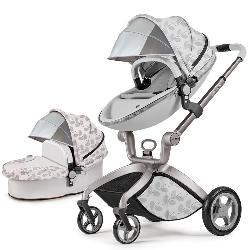High landscape baby stroller can sit reclining 2019 new baby shock baby stroller seat height adjustableHigh landscape baby stroller can sit reclining 2019 new baby shock baby stroller seat height adjustable
