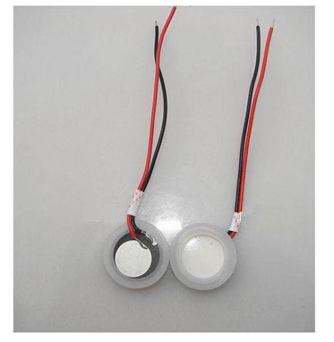 5  PCS 20mm Ultrasonic Mist Maker Fogger Ceramics Discs With Wire & Sealing Ring
