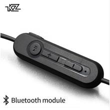 KZ ZST/ZS3/ZS5/ED12/ZS6/ZS10/ZSA/ES4 Bluetooth 4.2 Wireless Upgrade Module Cable for KZ earphones Detachable Cord Applies