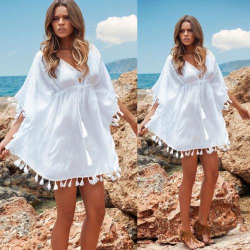 Vestidos para playa de mujer