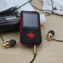 (Sólo un mp3) alta Calidad 1.8 LCD Mp3 FM Reproductor de VÍDEO Incorporado altavoces Con Ranura Para Tarjeta TF Productos Electrónicos deportes MP3