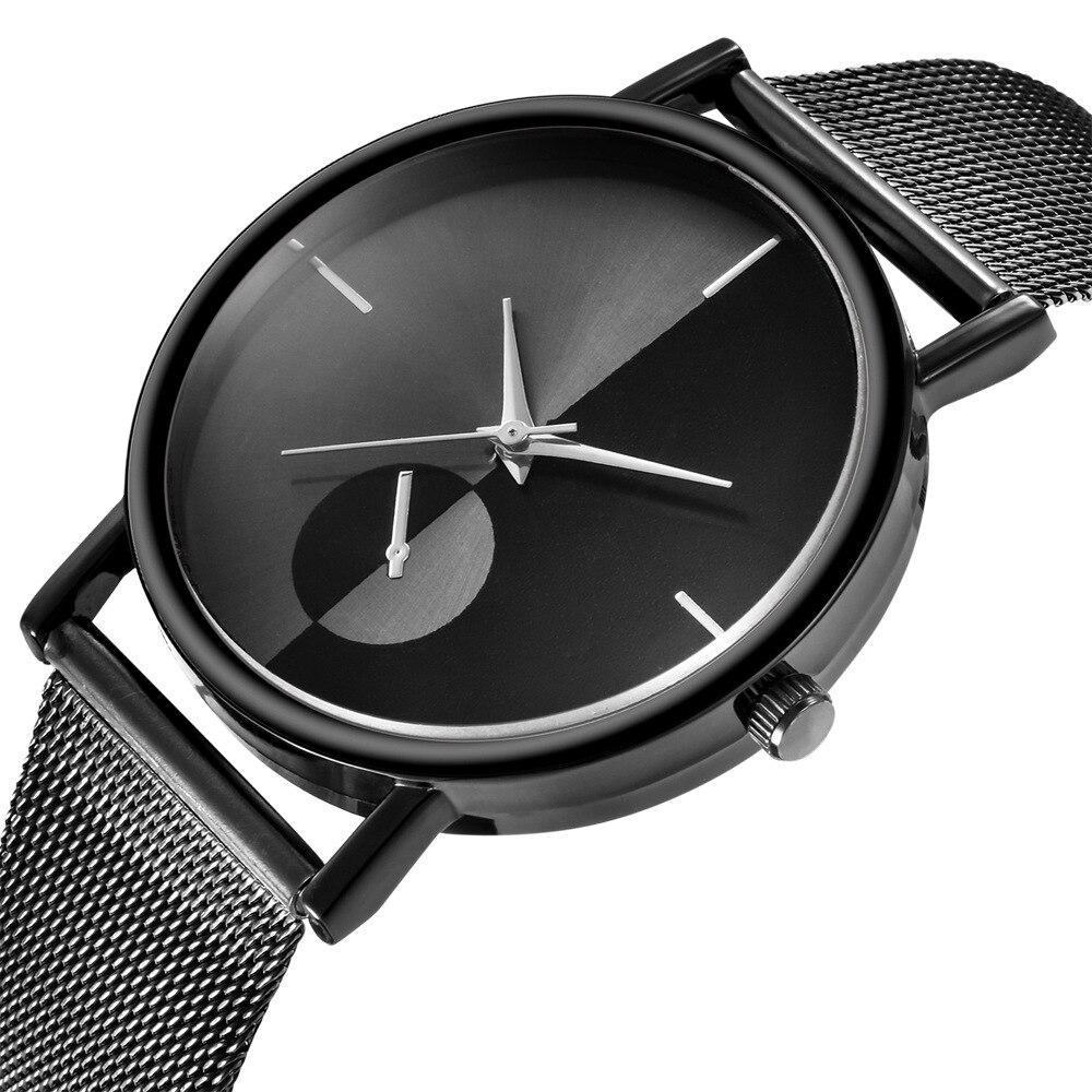 Relogio Feminino Fashion Creative Watches Women Men Quartz Watch Luxury Brand Ladies Dress Wristwatches Male Reloj Clock Hour