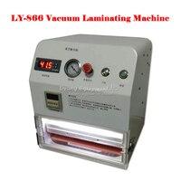מכונת למינציה ואקום LY-866 למינציה מכונת תיקון מסך LCD 12 inch טלפון נייד
