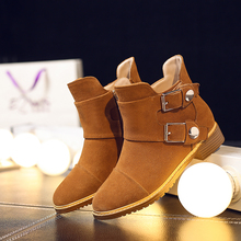 Fashion casual booties