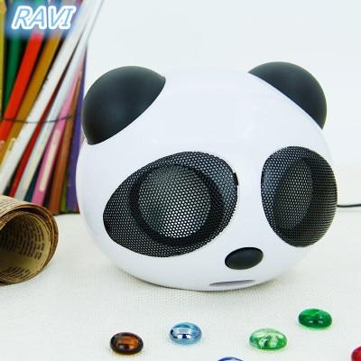 2.0 Panda Audio Multimedia Speaker Notebook Speaker USB Speaker Computer Speaker