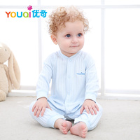 YOUQI Lovely Baby Clothes Baby Boy Rompers Girl Jumpsuit Clothing Toddler Infantil Spring Fall Pajamas Clothes