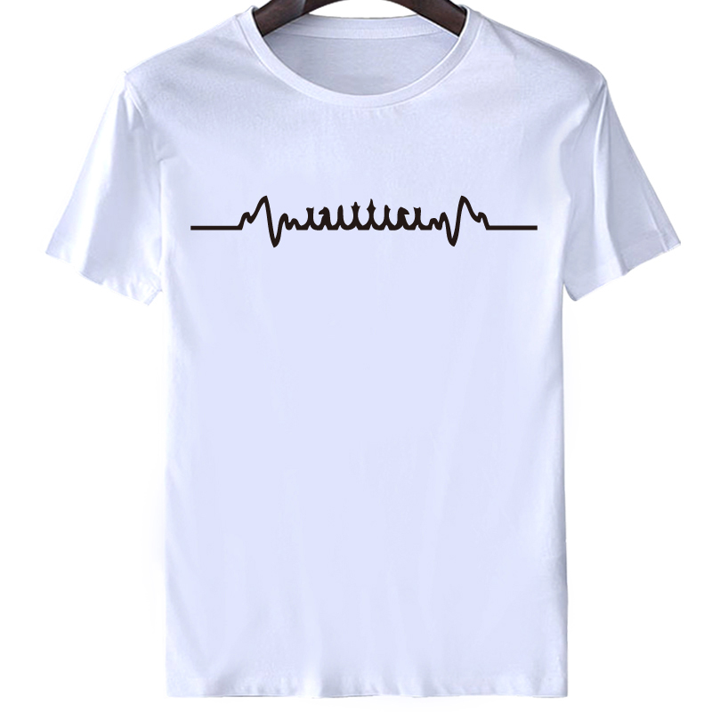 9f9cd847 2017 t shirt Chess Heart Beat Pulse Game Board Pieces Dad Player Custom  Funny T Shirt Men short Sleeve T shirt Top Tees s xxxl-in T-Shirts from  Men's ...
