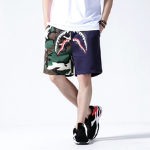 2019 Summer Cargo Shorts For Men Slim Fit Baggy Male