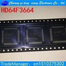 1 pçs/lote HD64F3664 HD64F3664H HD64F3664HV QFP 64F3664 Pode comprar diretamente