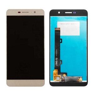Image 4 - Avec cadre 5.0 pour Huawei Y6 Pro Y6Pro/G Powe TIT AL00 TIT U02 écran LCD écran tactile numériseur assemblée + cadre + outils