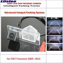 Автомобильная камера заднего вида для fiat freemont 2009 ~ 2014