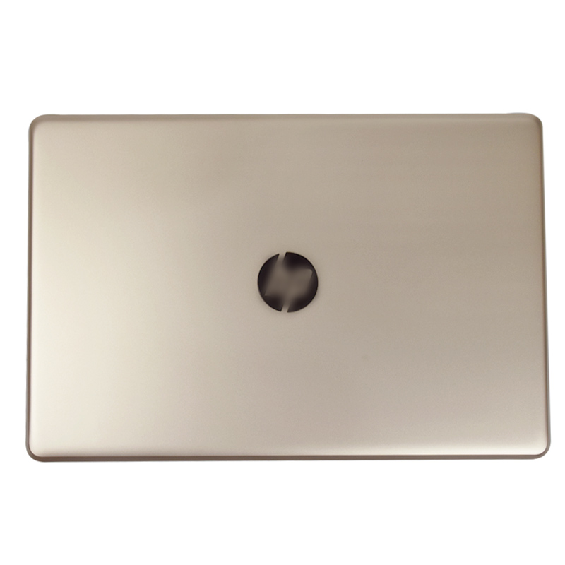 HP 노트북 17-BS 17BS 실크 골드 LCD 백 커버/전면 베젤/힌지 용 새 원본 926483-001 933292-001 LCD 커버 어셈블리