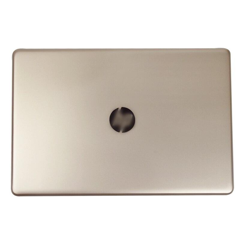 Nouvelle coque d'origine pour ordinateur portable hp 17-BS 17BS housse arrière en soie or LCD 926483-001 933292-001