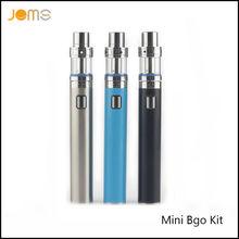 เดิมJomotechบุหรี่อิเล็กทรอนิกส์ชุดมินิBgo 40วัตต์Vapeสมัย2200มิลลิแอมป์ชั่วโมงSubohmชุดJomoมินิBgoชุดสีดำ/เงิน/สีฟ้าJomo-187