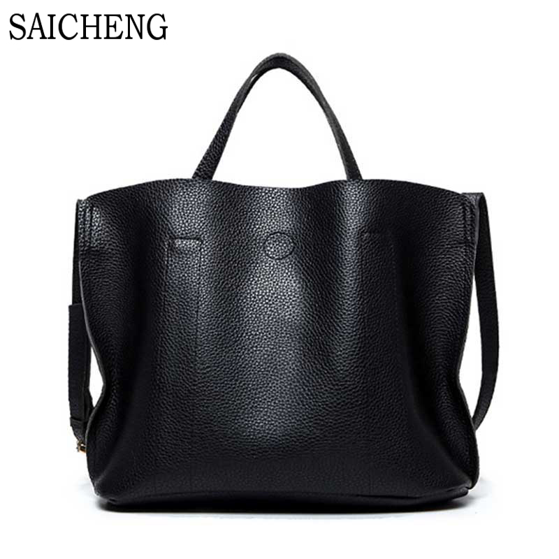 SAICHENG Brand Designer Handbags High Quality Women Bag Ladies Leather Hand Bags