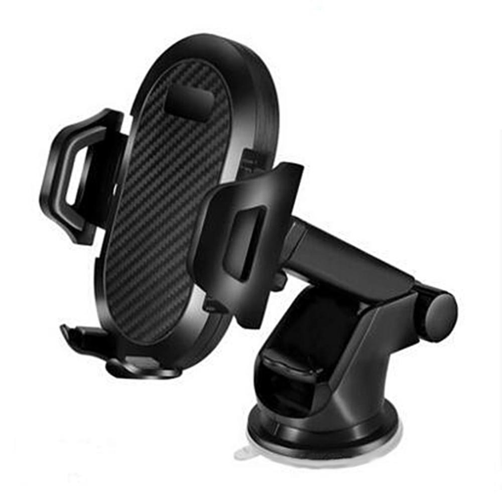 Multifunction Car Phone Holder Dashboard Windshield Mount Holder Stand 360 Rotation Navigation Stand Universal For Cellphones