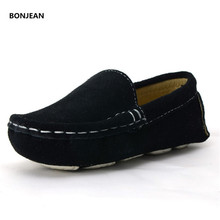 2017 Newest Design Boys Loafers Shoes Toddler Infant Baby Ca