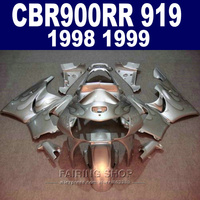 Metallic cbr900rr919 98 99 Fairings For Honda cbr 900rr 919 1999 1998 Fairing kit ( CUSTOMIZE FREE ) CN76