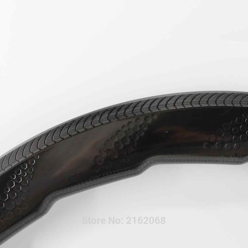 Date 20 trous 700C 454 58mm route et piste vélo pleine fibre de carbone vélo roues alvéolées tubulaire pneu jantes ondulé livraison gratuite