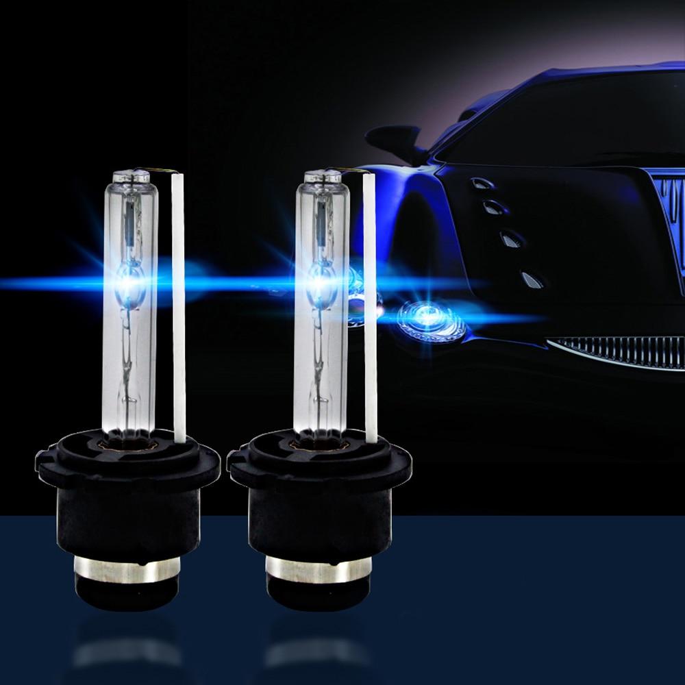2pcs 55W D2S D2R D2C HID Headlamp Bulb Globe 3000K 4300K 5000K 6000K 8000K 10000K 12000K Auto Lamp