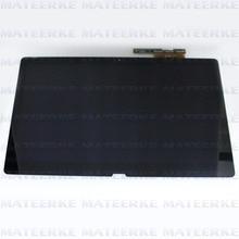 15.6 дюймов 1920X1080 для Sony Vaio SVF15N SVF15N2M2RS ЖК LP156WF4 (SP) (U1) Сенсорный Экран Ассамблеи
